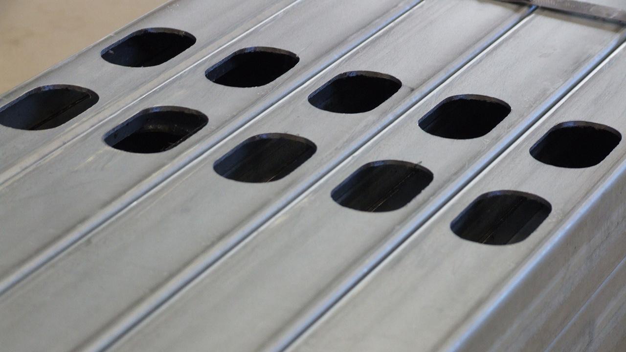 Verstärkungsprofile für Haustüren