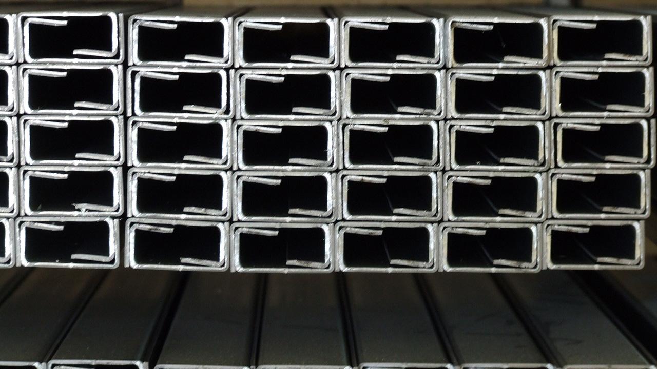 Verstärkungsprofile für Kunststoff-Fenster